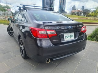 2016 Subaru Liberty B6 MY16 2.5i CVT AWD Premium Grey 6 Speed Constant Variable Sedan.