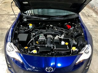 2016 Toyota 86 ZN6 GT Blue 6 Speed Sports Automatic Coupe