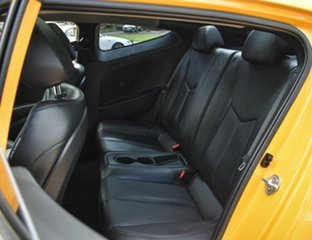 2013 Hyundai Veloster FS2 + Coupe Yellow 6 Speed Manual Hatchback