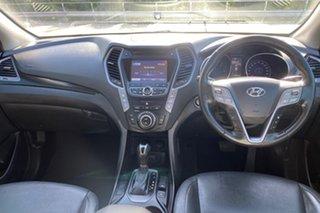 2014 Hyundai Santa Fe DM Elite CRDi (4x4) Blue 6 Speed Automatic Wagon