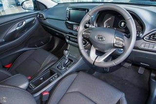 2021 Hyundai i30 PD.V4 MY22 Active Phantom Black 6 Speed Sports Automatic Hatchback