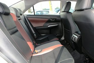 2017 Toyota Aurion GSV50R Sportivo Silver Pearl 6 Speed Sports Automatic Sedan