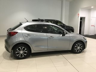 2017 Mazda 2 DJ2HAA Neo SKYACTIV-Drive Aluminium/dag Black 6 Speed Sports Automatic Hatchback.