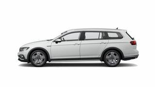 2021 Volkswagen Passat 3C (B8) MY21 Alltrack DSG 4MOTION 162TSI Pure White 7 Speed.
