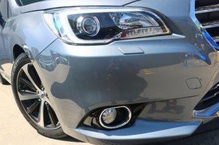 2016 Subaru Liberty MY16 2.5I Premium Storm Grey Continuous Variable Sedan.