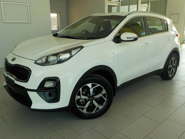 Used Kia Sportage QL MY19 Si 2WD Garbutt, 2019 Kia Sportage QL MY19 Si 2WD White 6 Speed Sports Automatic Wagon