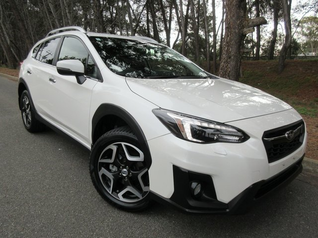 Used Subaru XV G5X MY18 2.0i-S Lineartronic AWD Reynella, 2017 Subaru XV G5X MY18 2.0i-S Lineartronic AWD White 7 Speed Constant Variable Wagon