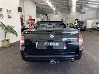 2008 Holden Ute VE Omega Black 4 Speed Automatic Utility