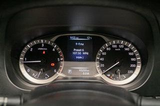 2017 Nissan Navara D23 S2 ST 4x2 Black 7 Speed Sports Automatic Utility