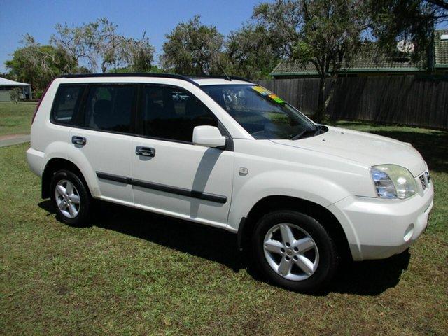 Used Nissan X-Trail T30 II MY06 ST-S Kippa-Ring, 2007 Nissan X-Trail T30 II MY06 ST-S White 5 Speed Manual Wagon