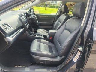 2016 Subaru Liberty B6 MY16 2.5i CVT AWD Premium Grey 6 Speed Constant Variable Sedan