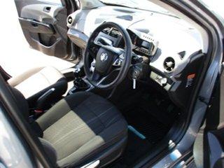 2012 Holden Barina CD Grey 5 Speed Manual Hatchback