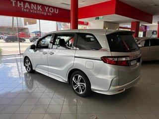 2017 Honda Odyssey RC MY17 VTi-L Silver 7 Speed Constant Variable Wagon