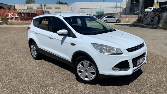 Used Ford Kuga TF Ambiente (AWD) Underwood, 2013 Ford Kuga TF Ambiente (AWD) White 6 Speed Automatic Wagon