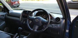 2004 Toyota RAV4 ACA22R Cruiser (4x4) Blue 4 Speed Automatic Wagon