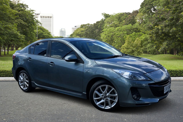 Used Mazda 3 BL10L2 MY13 SP25 Activematic Paradise, 2013 Mazda 3 BL10L2 MY13 SP25 Activematic Grey 5 Speed Sports Automatic Sedan