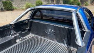 2012 Ford Falcon FG Upgrade XR6 Blue 6 Speed Auto Seq Sportshift Utility