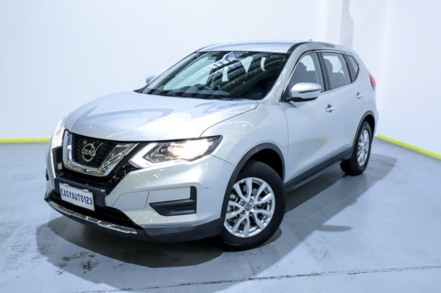 Used Nissan X-Trail T32 Series II ST X-tronic 2WD Canning Vale, 2019 Nissan X-Trail T32 Series II ST X-tronic 2WD Silver 7 Speed Constant Variable Wagon