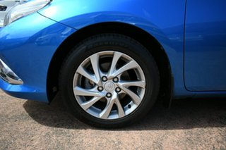 2018 Toyota Corolla ZRE182R MY17 Ascent Sport Blue 7 Speed CVT Auto Sequential Hatchback.