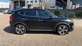 2015 Hyundai Tucson TLE Highlander R-Series (AWD) Black 6 Speed Automatic Wagon.
