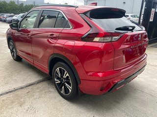 2020 Mitsubishi Eclipse Cross YB MY21 Exceed AWD Red 8 Speed Constant Variable Wagon