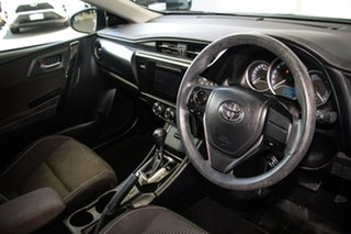 2017 Toyota Corolla ZRE182R MY17 Ascent Silver Pearl 7 Speed CVT Auto Sequential Hatchback