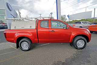 2017 Isuzu D-MAX MY17 SX Space Cab 4x2 High Ride Red 6 Speed Sports Automatic Utility