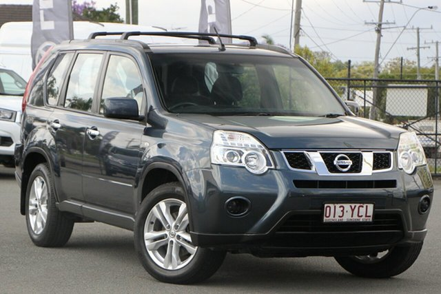 Used Nissan X-Trail T31 Series IV ST 2WD Rocklea, 2012 Nissan X-Trail T31 Series IV ST 2WD Tempest Blue 1 Speed Constant Variable Wagon