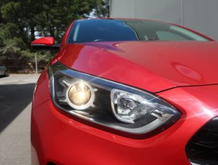 2019 Kia Cerato BD MY20 S Red 6 Speed Sports Automatic Hatchback.