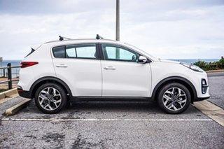 2019 Kia Sportage QL MY20 SX 2WD White 6 Speed Sports Automatic Wagon.