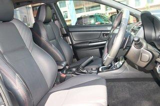 2015 Subaru WRX V1 MY15 Premium Lineartronic AWD Black 8 Speed Constant Variable Sedan