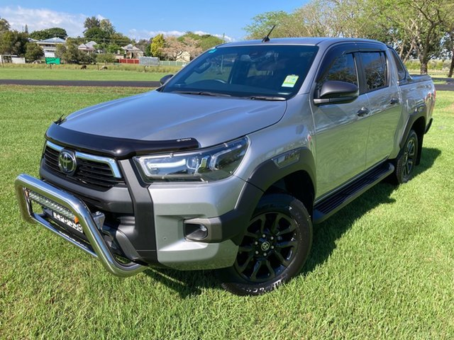 Used Toyota Hilux South Grafton, Hilux 4x4 Rogue 2.8L T Diesel Automatic Double Cab