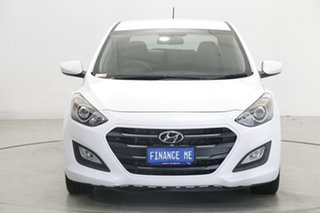 2015 Hyundai i30 GD3 Series II MY16 Active Cream 6 Speed Sports Automatic Hatchback.