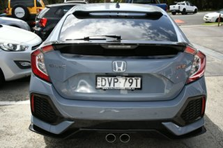 2017 Honda Civic MY17 RS Grey Continuous Variable Hatchback