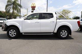 2015 Nissan Navara D23 ST White 6 Speed Manual Utility.