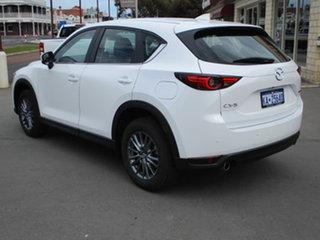 2021 Mazda CX-5 Maxx Sport White 6 Speed Automatic Wagon.