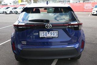 2020 Toyota Yaris Cross MXPB10R GX 2WD Lunar Blue 10 Speed Constant Variable Wagon.