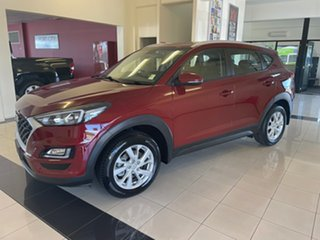 2018 Hyundai Tucson TL3 MY19 Active X 2WD Red 6 Speed Automatic Wagon