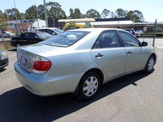 2002 Toyota Camry Altise Green Automatic Sedan.