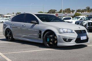2006 Holden Special Vehicles GTS E Series Grey 6 Speed Manual Sedan.