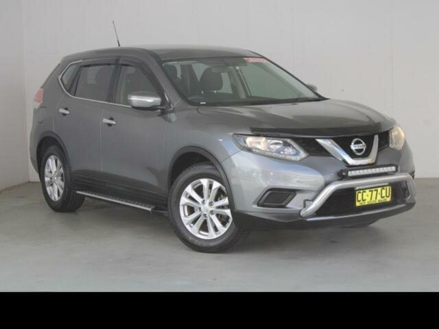Used Nissan X-Trail T32 ST (FWD) Gungahlin, 2015 Nissan X-Trail T32 ST (FWD) Continuous Variable Wagon