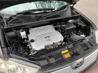 2011 Toyota Kluger GSU45R MY11 UPG KX-S (4x4) Grey 5 Speed Automatic Wagon