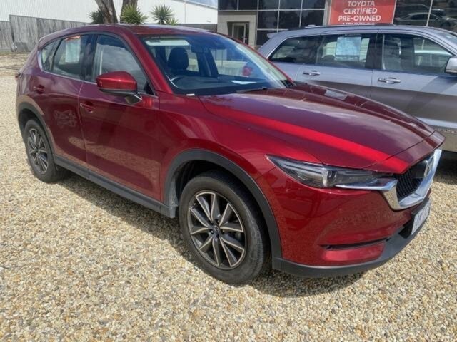 Used Mazda CX-5 MY18 (KF Series 2) GT (4x4) Wangaratta, 2018 Mazda CX-5 MY18 (KF Series 2) GT (4x4) 6 Speed Automatic Wagon