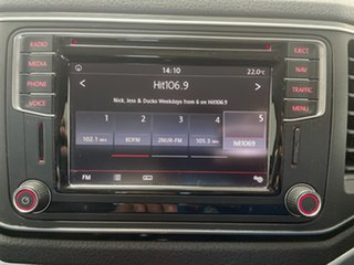 2017 Volkswagen Amarok 2H MY18 TDI550 4MOTION Perm Highline Starlight Blue 8 Speed Automatic Utility