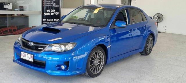 Used Subaru Impreza Beaudesert, 2012 Subaru Impreza Blue 5 Speed Automatic Sedan