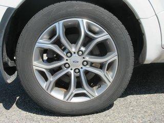 2011 Ford Territory SZ Titanium (RWD) White 6 Speed Automatic Wagon