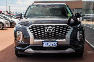 2021 Hyundai Palisade LX2.V2 MY22 Highlander AWD Moonlight Cloud 8 Speed Sports Automatic Wagon.