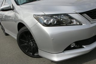 2017 Toyota Aurion GSV50R Sportivo Silver Pearl 6 Speed Sports Automatic Sedan.