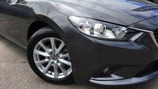 2017 Mazda 6 GL1031 Sport SKYACTIV-Drive Grey 6 Speed Sports Automatic Sedan.