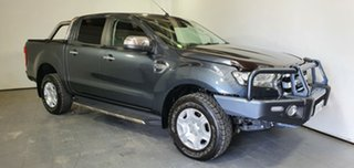 2015 Ford Ranger PX XLT Double Cab Grey 6 Speed Manual Utility